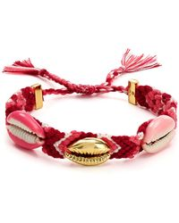 Rebecca Minkoff - Lola Friendship Bracelet - Lyst