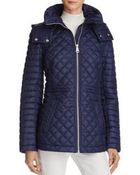Marc New York - Emma Quilted Puffer Jacket - Lyst