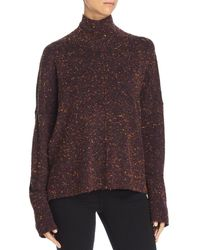 French Connection - Faray Knits Longsleeve Sweater - Lyst