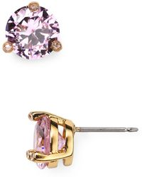 Kate Spade - Rise And Shine Stud Earrings - Lyst