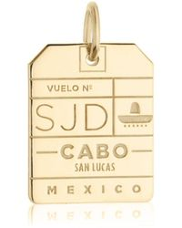 Jet Set Candy - Sjd Los Cabos Luggage Tag Charm - Lyst