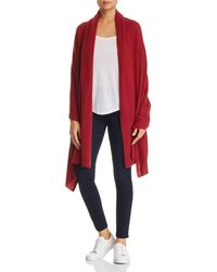 C By Bloomingdale's - Cashmere Travel Wrap - Lyst