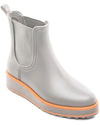 Bernardo - Women's Wedge Rain Booties - Lyst