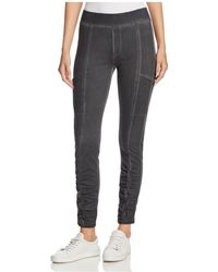 XCVI - Nahid Cinched Seam Trousers - Lyst