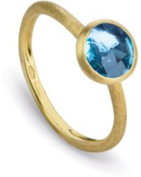 Marco Bicego - Topaz Stackable Jaipur Ring - Lyst