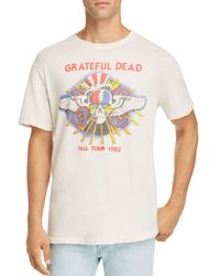 Junk Food - Grateful Dead Fall Tour 1982 Graphic Tee - Lyst