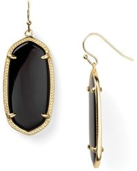 Kendra Scott - Signature Elle Drop Earrings - Lyst