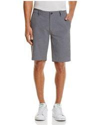 AG Green Label - Canyon Tech Regular Fit Shorts - Lyst