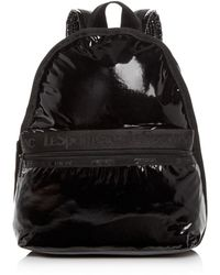 LeSportsac - Candace Faux Patent Leather Backpack - Lyst