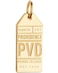 Jet Set Candy - Rhode Island Pvd Luggage Tag Charm - Lyst