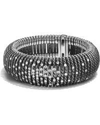 David Yurman - Tempo Bracelet With Diamonds - Lyst