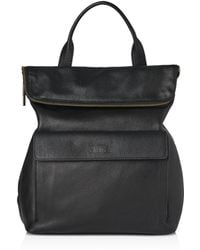 Whistles - Verity Leather Backpack - Lyst