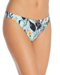 Nanette Lepore - Bloom Botanical Charmer Bikini Bottom - Lyst