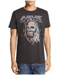Junk Food - Chewie Crewneck Short Sleeve Tee - Lyst