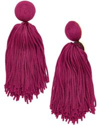 BaubleBar - Sonatina Tassel Earrings - Lyst