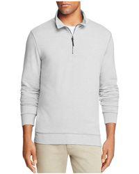 Surfside Supply | Brushback Half-zip Sweatshirt | Lyst