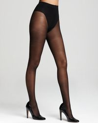 Donna Karan - Evolution Ultra Sheer Tights - Lyst