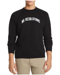 Sub_Urban Riot - No Resolutions Crewneck Sweatshirt - Lyst