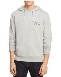 Sovereign Code - Nintendo Mushroom Hooded Sweatshirt - Lyst
