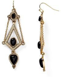 Samantha Wills - Midnight Lovers Drop Earrings - Lyst