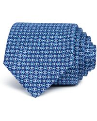 Ferragamo - Linking Gancini Classic Tie - Lyst
