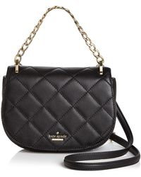 Kate Spade | Rita Quilted Leather Crossbody | Lyst