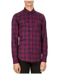 The Kooples   Turtle Mix Slim Fit Button-down Shirt   Lyst