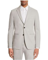 Theory - Newson Cotton Slim Fit Suit Jacket - Lyst