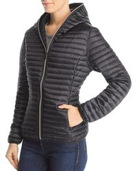 Save The Duck - Synthesized Packable Short Puffer Coat - Lyst