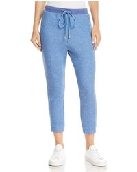 Honey Punch - Cropped Joggers - Lyst
