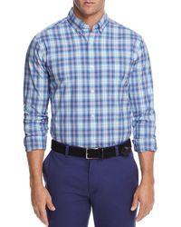 Vineyard Vines - Sunset Pines Plaid Classic Fit Button-down Shirt - Lyst