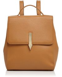 Karen Walker | Arrow Mini Leather Backpack | Lyst