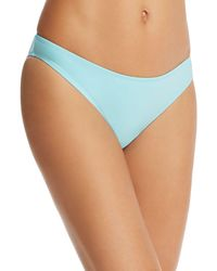 Vilebrequin - Solid Water Bikini Bottom - Lyst