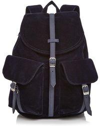 Herschel Supply Co. | Dawson's Velvet Backpack | Lyst
