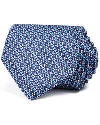 Ferragamo - Forte Gancini Classic Tie - Lyst