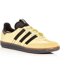 688f59fefb652 Lyst - adidas Superstar 1 Suede and Leather Low-Top Sneakers in Gray ...