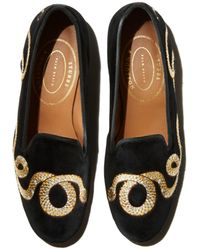 49b3c68a8 Women's Stubbs & Wootton Loafers and moccasins On Sale - Lyst