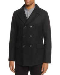 Billy Reid - Bond Pea Coat - Lyst