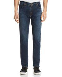 J Brand - Tyler Slim Fit Jeans In Piskovec - Lyst