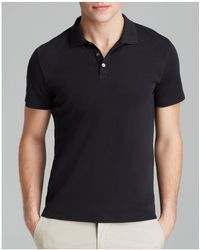 Theory - Boyd Census Solid Piqué Polo - Slim Fit - Lyst