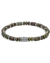 John Hardy - Classic Chain Collection Beaded Bracelet - Lyst