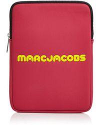 Marc Jacobs - Neoprene Logo Tablet Case - Lyst