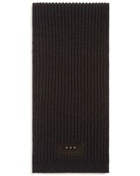 John Varvatos | Plated Thermal Knit Scarf | Lyst