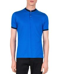 The Kooples - Slim Fit Polo - Lyst