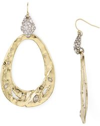 Alexis Bittar - Pod Rocky Drop Earrings - Lyst
