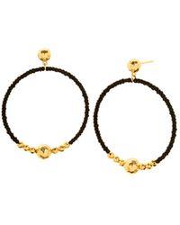 Gorjana - Sayulita Hoop Earrings - Lyst