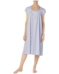 Eileen West - Cap Sleeve Ballet Nightgown - Lyst