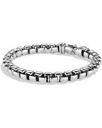 David Yurman - Extra-large Box Chain Bracelet - Lyst