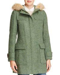 Pendleton - Portland Fur Trim Jacket - Lyst