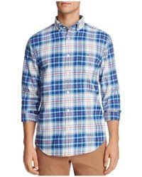 Vineyard Vines - Harbor Watch Plaid Regular Fit Button-down Shirt - Lyst